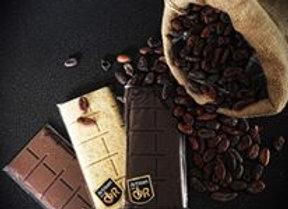 85g de Tablette Chocolat Blanc Speculoos