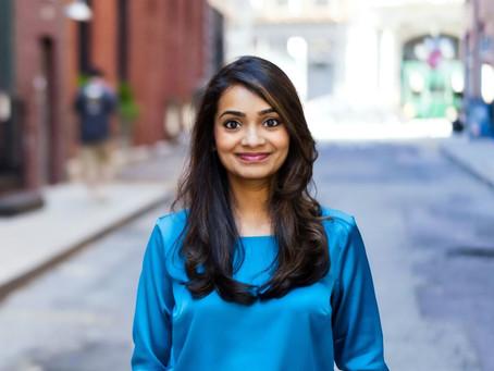 FinTech Female Fridays: Nitya Rajendran, Senior Associate, Tribeca Venture Partners