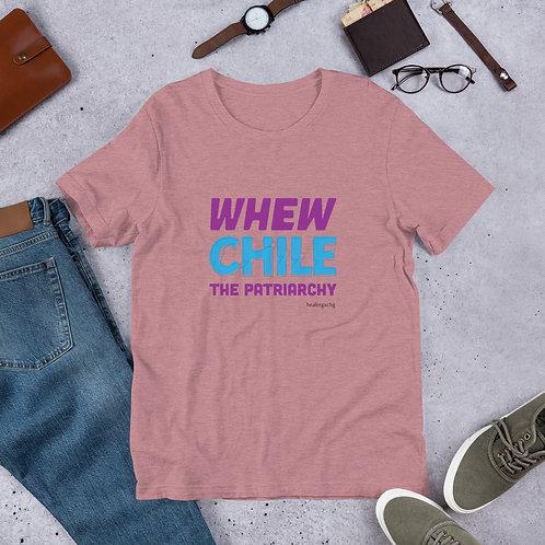 Whew Chile Crew Neck T-Shirt