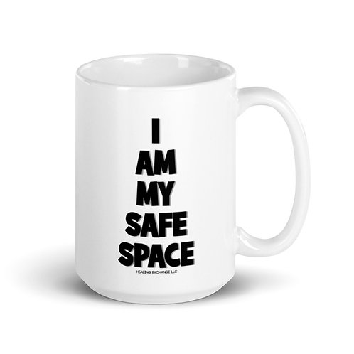 I am my safe space Mug