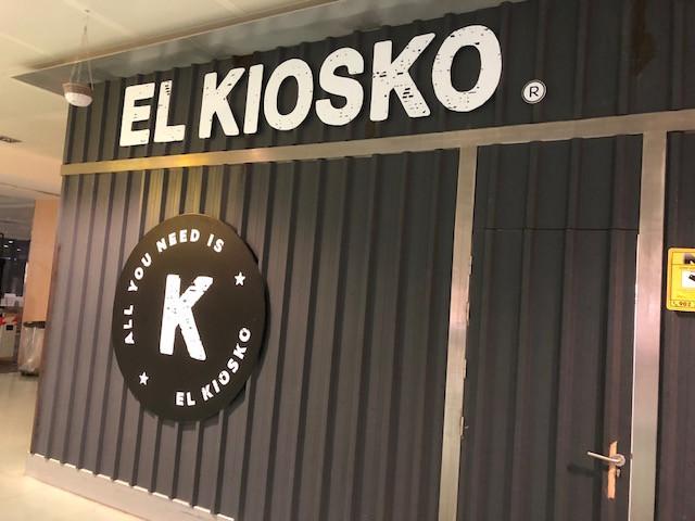 El Kiosko (Areopuerto de Ibiza)
