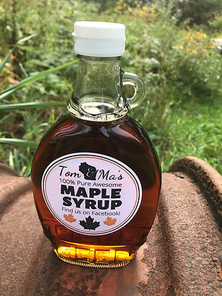 Flask of Syrup