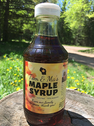 Pint of Syrup