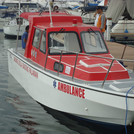 BOATS THAT SAVE LIVES BY STONEWORKS SPECIALIST INTL., CORP.