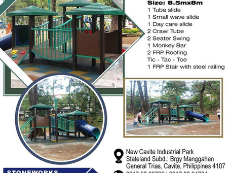 Top Quality Playgrounds by Stoneworks Specialist Int'l. Corp.