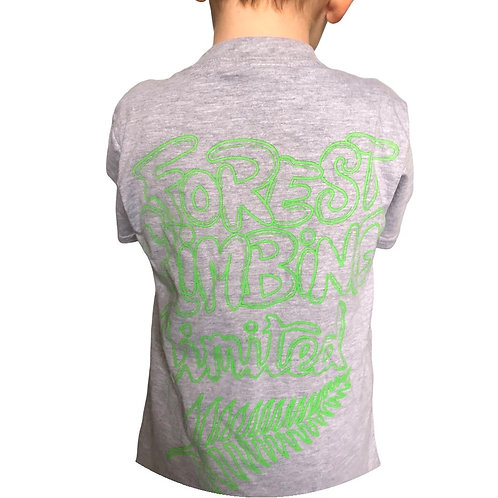 Childs Forest Climbing T-shirt