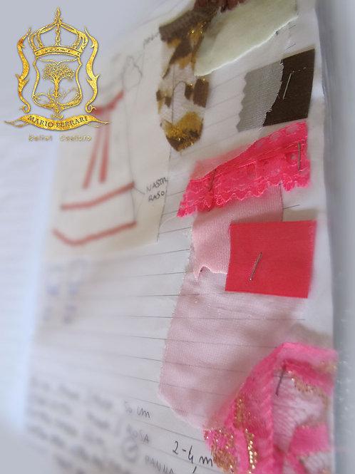 Ballet costume 18