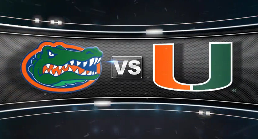 Gators Rout 'Canes Again in Rematch