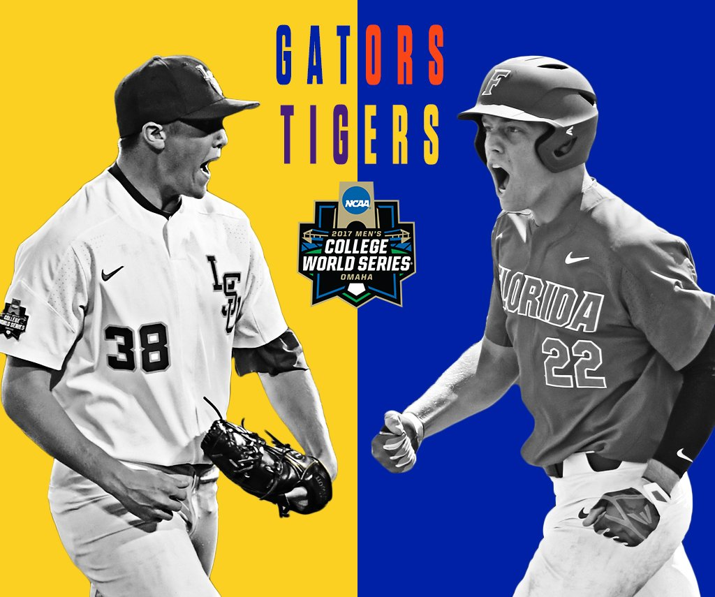 No. 3 UF One Win From CWS Title