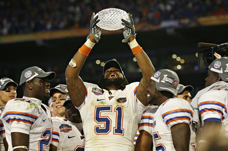 Top 5 Linebackers in Gator History