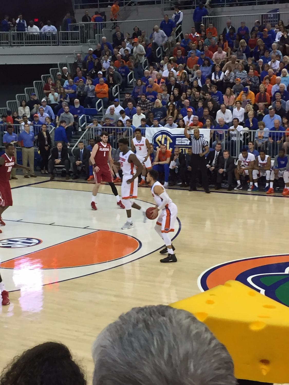 Gator Basketball: February Recap