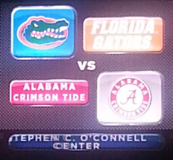Gators Roll Tide