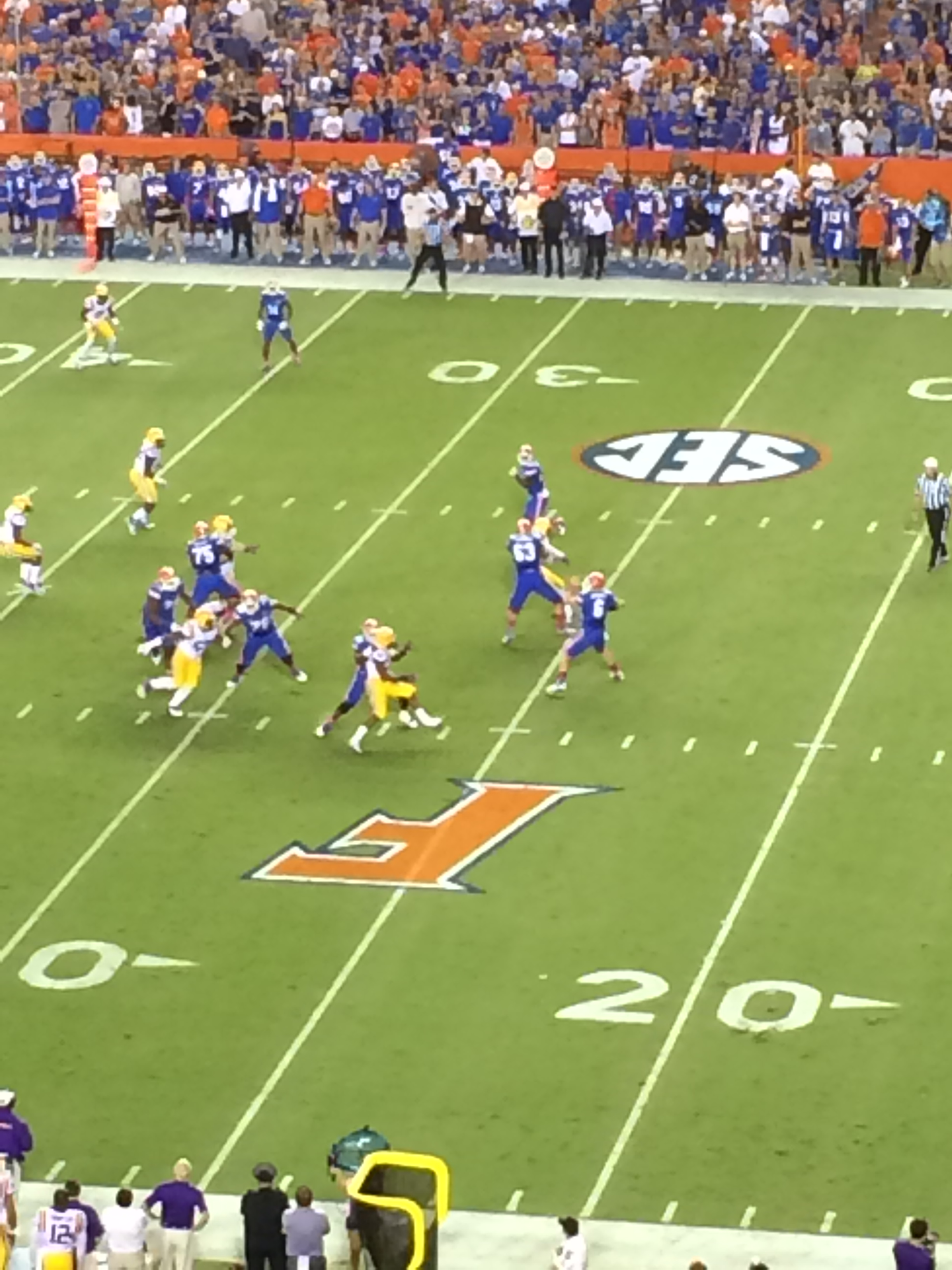 LSU Steals Win in The Swamp