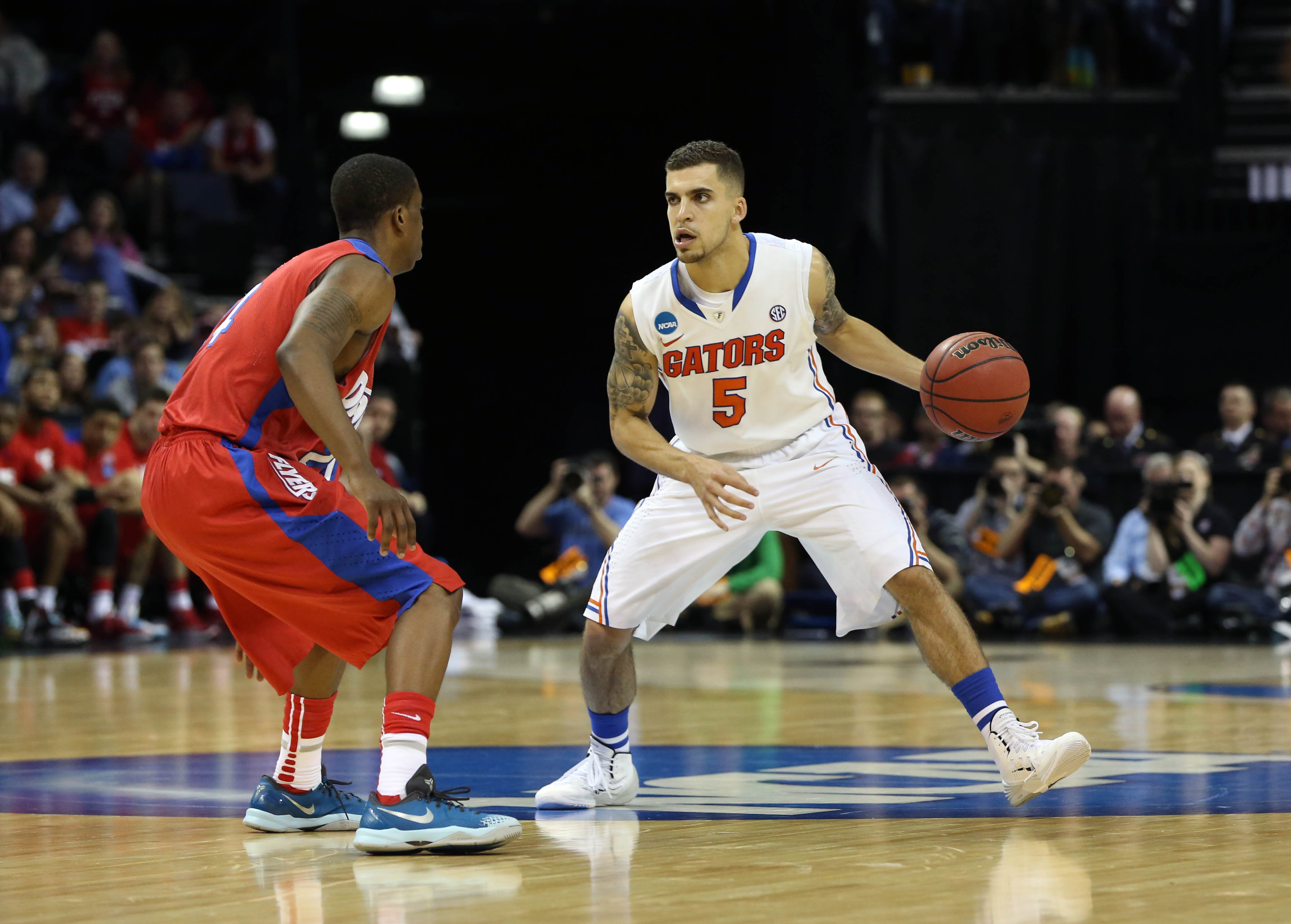 Top 3 Gator Point Guards