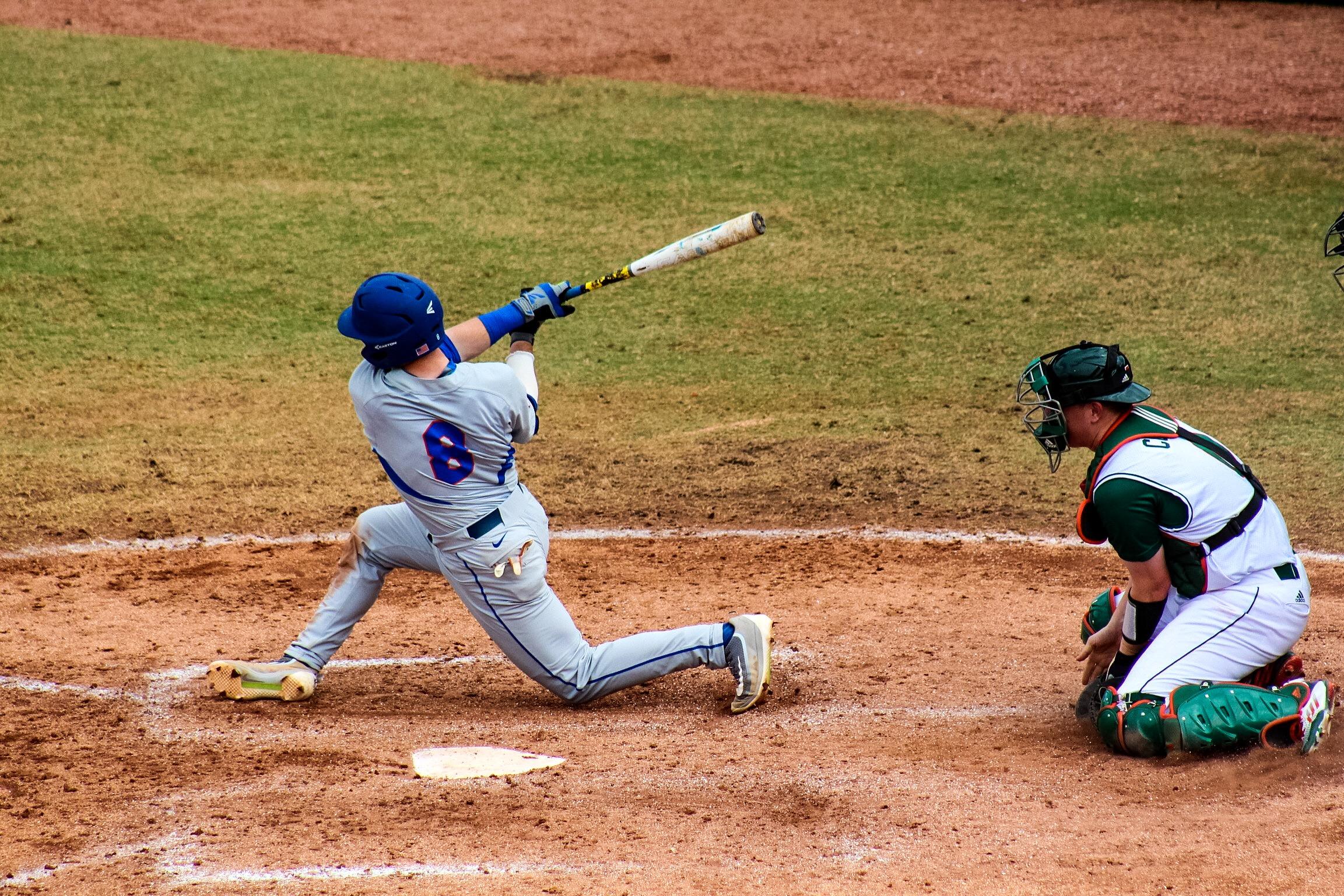 2016 Gator Baseball: February Recap