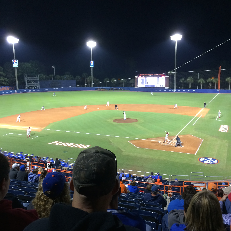 Gator Baseball: March Recap