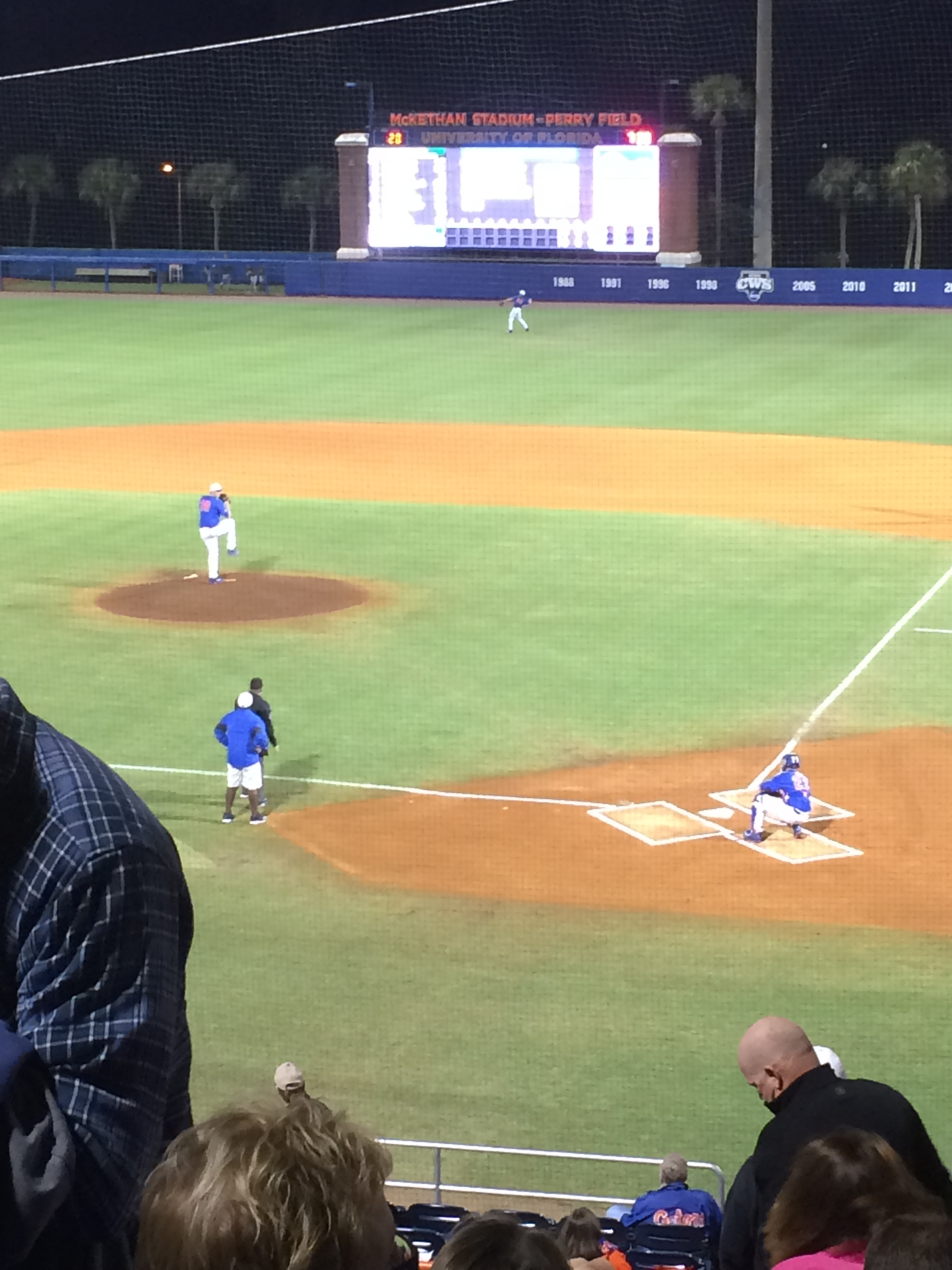 Gator Baseball: February Recap
