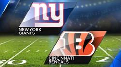 MNF Preview: Cincinnati vs New York