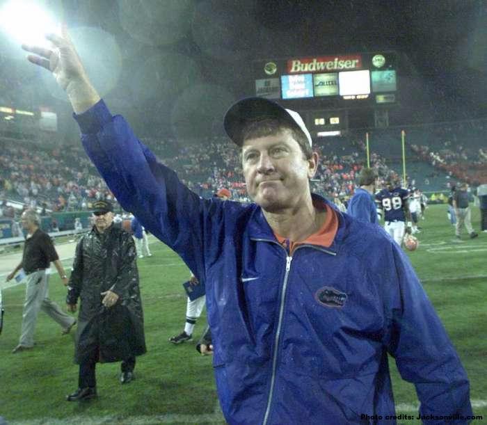 Top 5 Gator Football Coaches