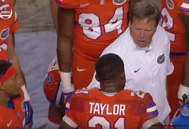Gators Win Ugly, Coach Mac Loses It