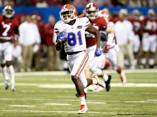 #2 Alabama Too Much for #18 Florida