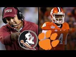 Clemson Ousts FSU in Instant Classic