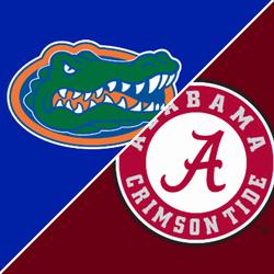 No. 5 Florida Sweeps Alabama