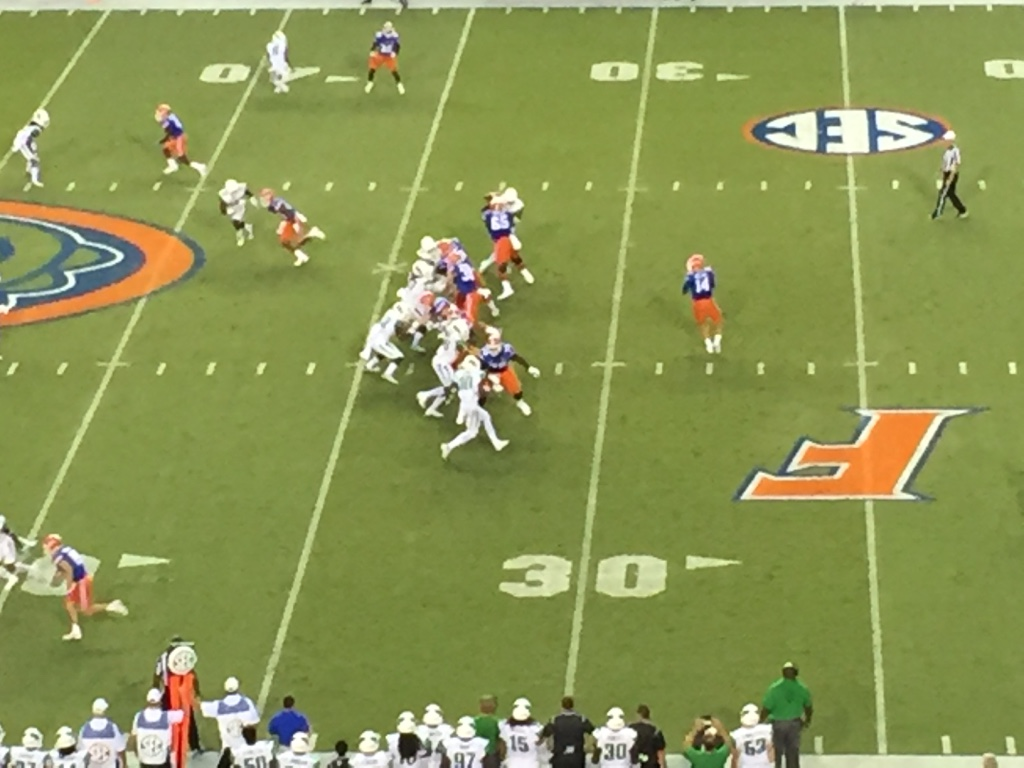 #23 UF Shuts Out North Texas