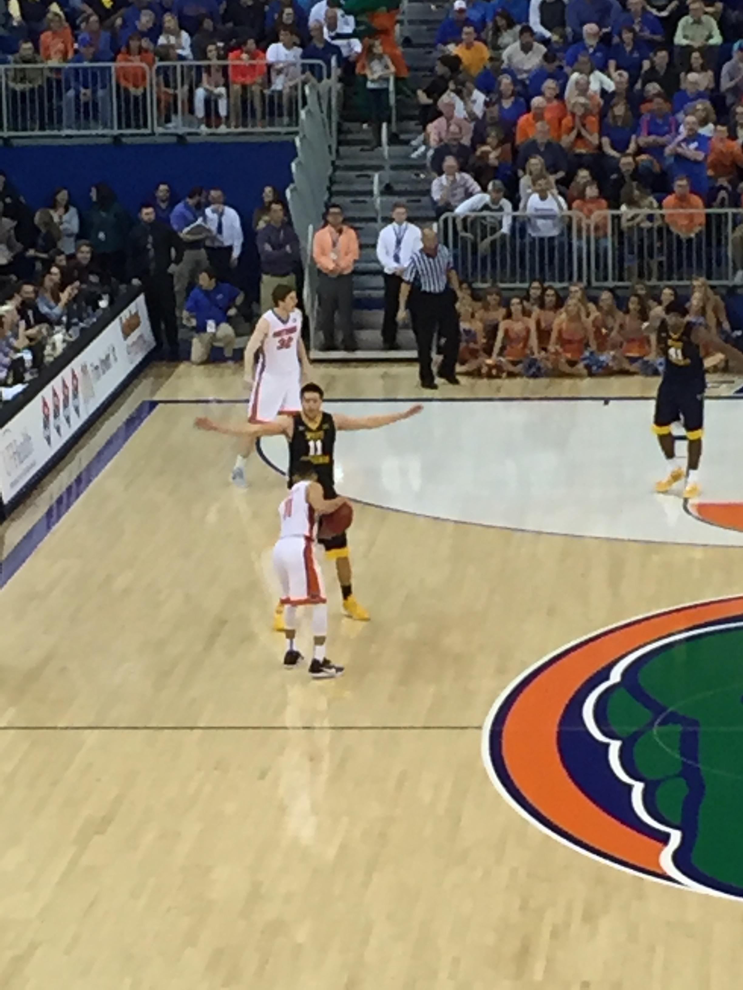 Gator Basketball: January Recap