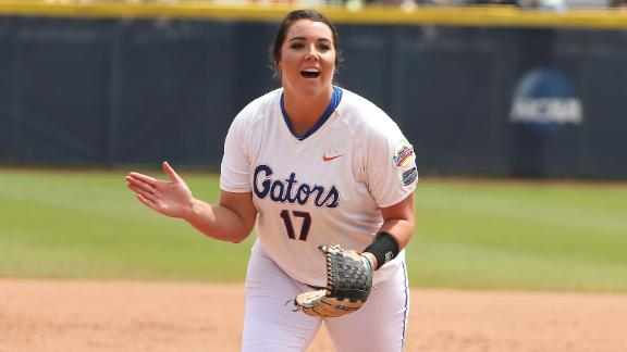 Florida Gators Rolling in WCWS