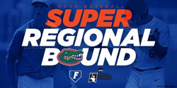 No. 3 Florida Advances to Supers!!!