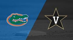 No. 10 Florida Wins Vandy Series