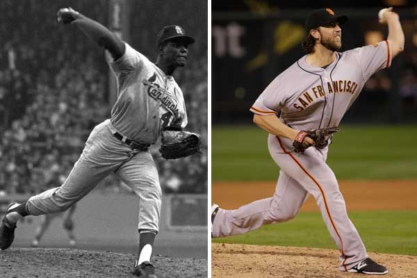 Top 5 October Pitching Performances