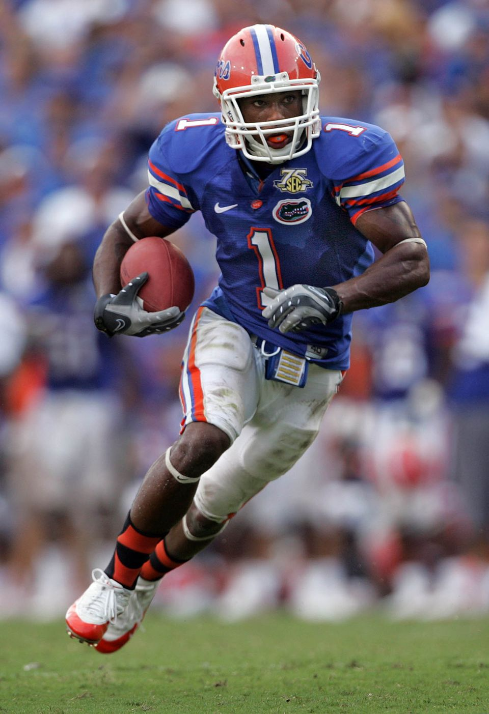Top 5 WR's in Gator Football History