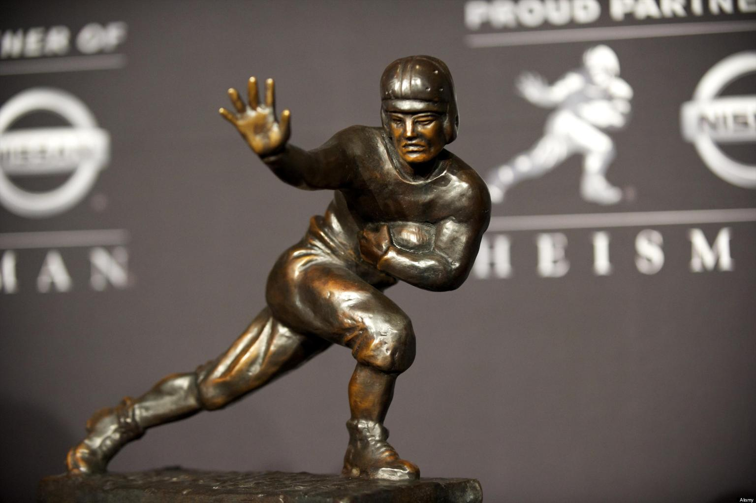 Top 5 Players to Never Win a Heisman