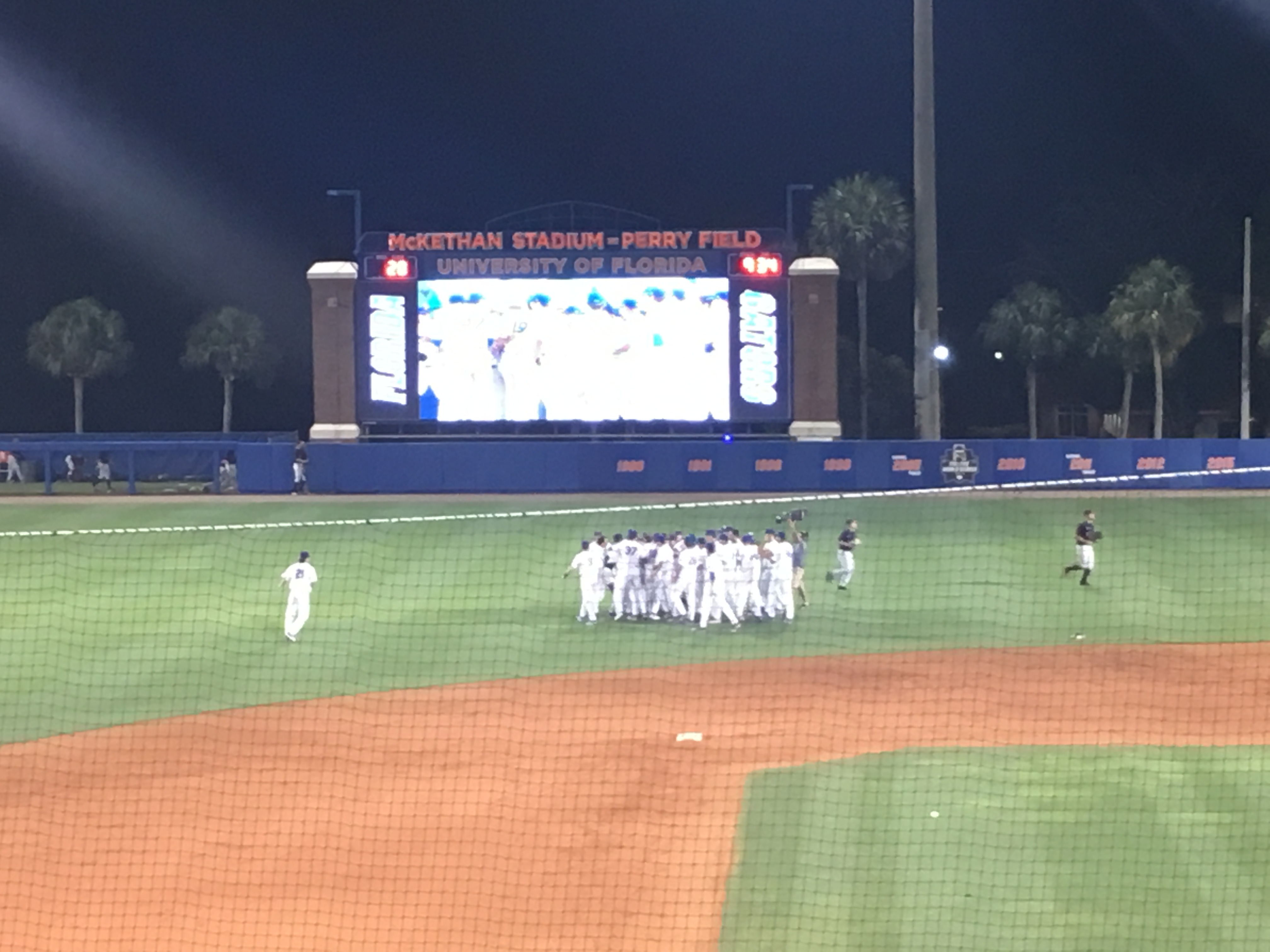 Back-To-Back SEC Champs!