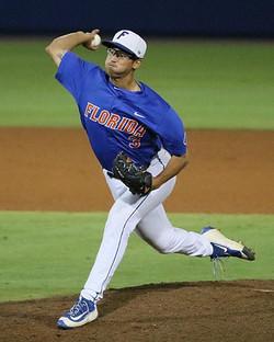 Dane Dunning Makes MLB Debut