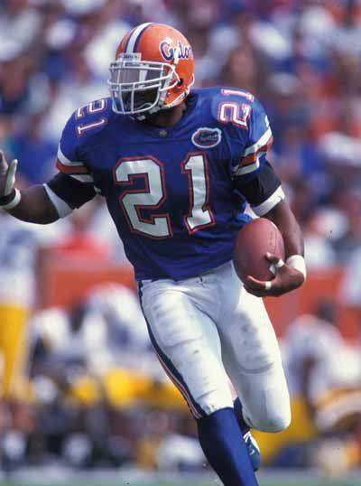 Top 5 RB's in Gator Football History