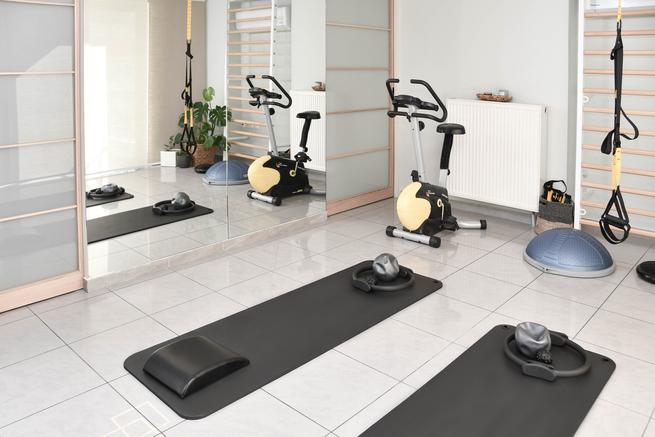 Χώρος θεραπευτική άσκησης / Therapeutic exercise area