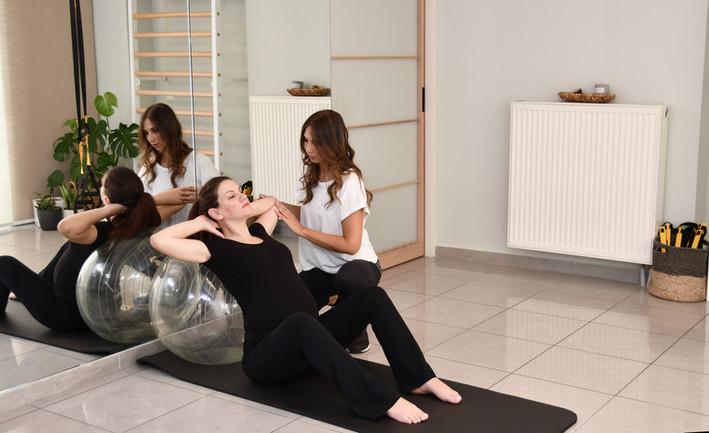 Θεραπεία προβλημάτων σπονδυλικής στήλης στην εγκυμοσύνη / Spinal pain treatment in pregnancy