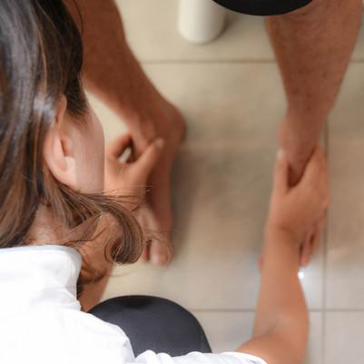 Αξιολόγηση ευθυγράμμισης κάτω άκρων / Assessment of lower limb alignment