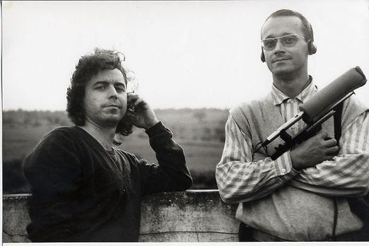 Marco e dani in india, 1994 (foto Kat)_1.j