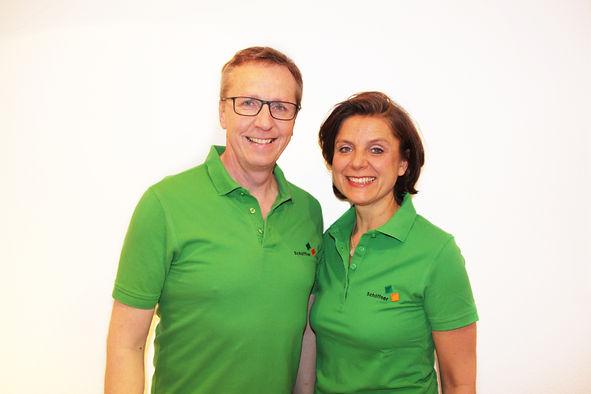 Hartmut und Cornelia Schöffner