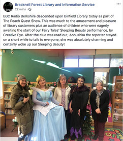 Bracknell Forest Library and Information Service