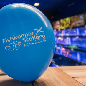 Fishkeeper Scotland Anniversary Weekend