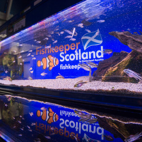 Fishkeeper Leith has now closed