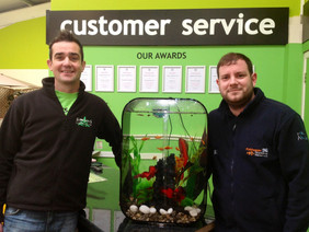 Fishkeeper Inverness – Opening July 2013!