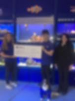 Cheque presenation - Dunfermline.JPG