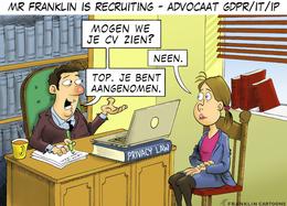 VACATURE MR. FRANKLIN (BRUGGE): ADVOCAAT GDPR – IT – IP