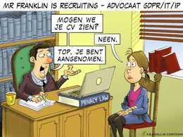 VACATURE MR. FRANKLIN (BRUGGE): ADVOCAAT GDPR – IT – IP